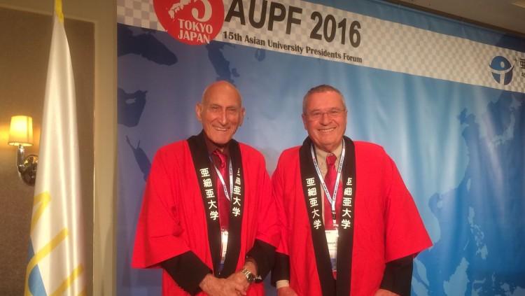 Asian University Presidents Forum (AUPF), Japan