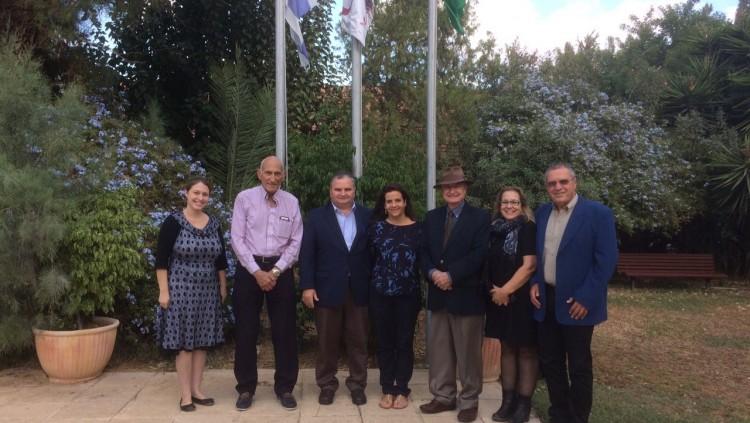 Cooperação entre o Instituto Galilee e a Organização Pan-Americana de Saúde (PAHO)