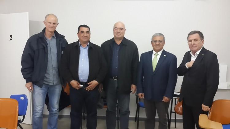 Israel – Turkmenistan Cooperation