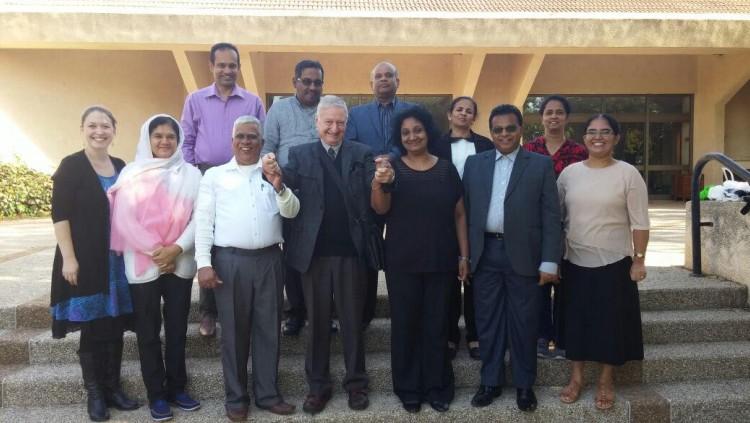 Delegation from Sri Lanka