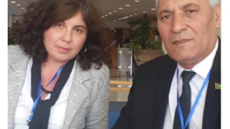 Israel-Turkmenistan Business Forum in Tel Aviv