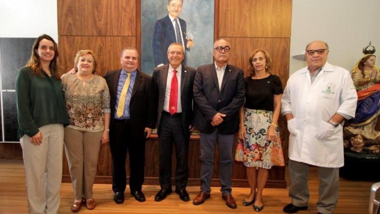 Em continuação da cooperação entre o Instituto Galilee e o Estado de Pernambuco, Brasil