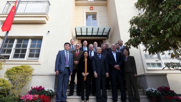 Chine- Israël : Symposium d'experts pour la coopération et l'innovation
