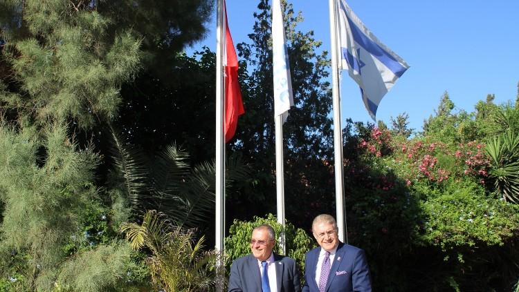Visit of the President of Aydin University, Turkey