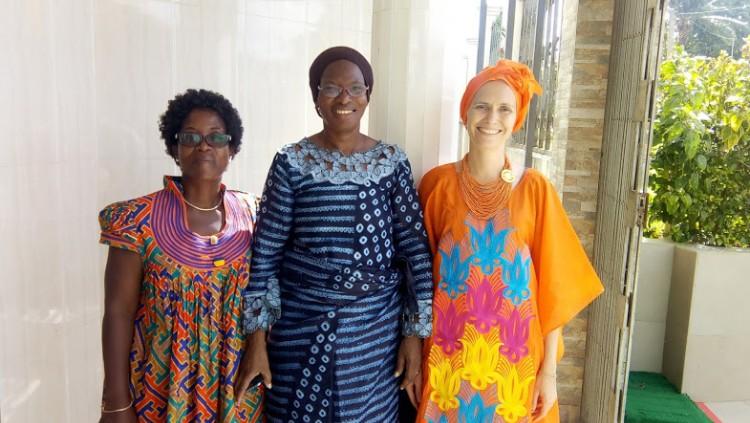 Visite en Côte d'Ivoire
