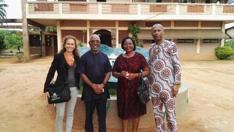 Visite au Bénin